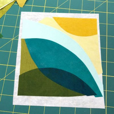 hand-dyed-fabric-fusible-web-fabric-collage